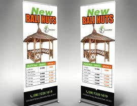 #15 for design a pull up banner by MDSUHAILK