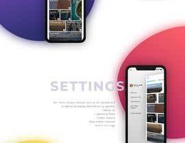 #51 cho Video Recording App UI  Design bởi Rohit1521