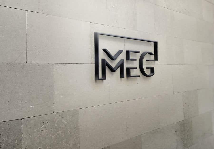 """Penyertaan Peraduan #173 untuk Need a logo design with """"MEG"""" text"""