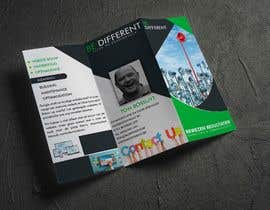 #11 for design a creative trifold A4 folder for my marketing agency by gdmehadi