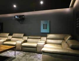 #3 untuk Photo Realistic 3D Rendering of Home Cinema oleh logoseo