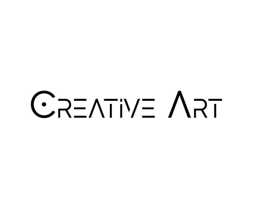 Penyertaan Peraduan #2 untuk Logo for Creative Art