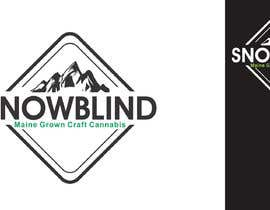 Nro 78 kilpailuun Design a Logo for Snowblind käyttäjältä Bros03