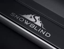 #61 for Design a Logo for Snowblind by sabujmiah10