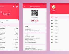 #28 for Design An App UI Mockup by arifin1234