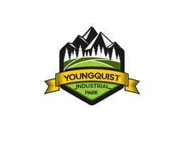 "#1213 для Logo for ""Youngquist Industrial Park"" от aqibali087"