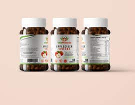 #34 para Create Attractive Label Design for Supplement Brand por cutterman