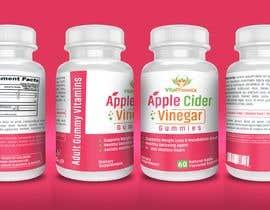 #38 para Create Attractive Label Design for Supplement Brand por rhhridoy35