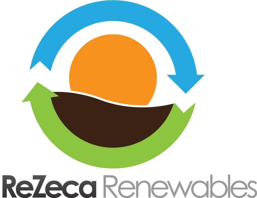 Inscrição nº 29 do Concurso para Logo Design for ReZeca Renewables