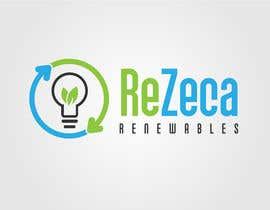 nº 46 pour Logo Design for ReZeca Renewables par akshaydesai
