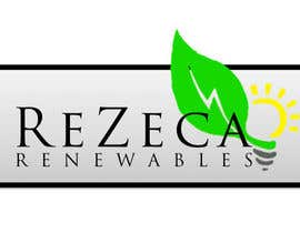 #50 for Logo Design for ReZeca Renewables af Shai1987