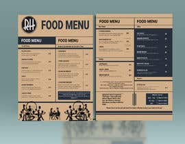 #8 for I need a graphic designer to re-design our menu af yeahiakhan80