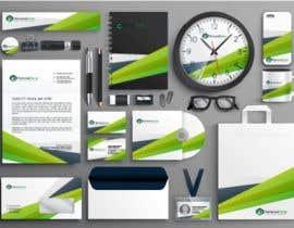 #6 for Design branded stationary by Afsheenshoab