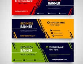 #34 for 3 Banners for my online gift card store af zaidur101