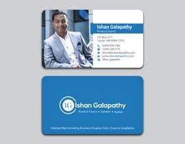 Nro 502 kilpailuun Business Card käyttäjältä nishat131201