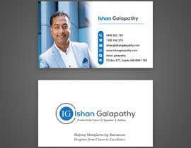 Nro 496 kilpailuun Business Card käyttäjältä arifjiashan
