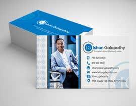 Nro 396 kilpailuun Business Card käyttäjältä MohammedMaher84
