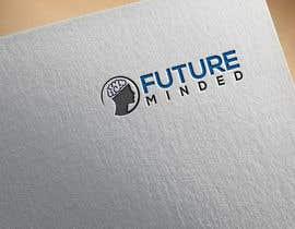 asmaulhaque061 tarafından FutureMinded - Futuristic Tech Blog Logo Design için no 52