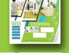 #13 for Flyer for my cleaning business by piashm3085