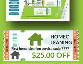 #16 for Flyer for my cleaning business by piashm3085