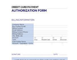 #10 для Redesign a Credit Card Auth Form от Yoowe