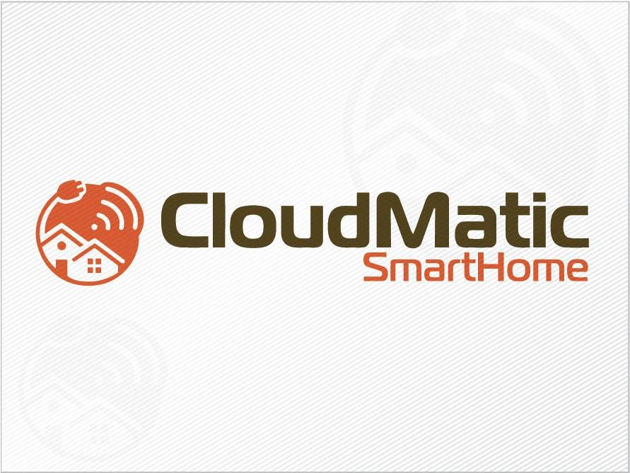 Proposition n°                                        50                                      du concours                                         Logo Design for CloudMatic