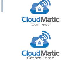 nº 56 pour Logo Design for CloudMatic par winarto2012
