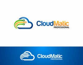 nº 33 pour Logo Design for CloudMatic par xtreme26
