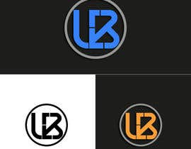 #27 for I need a watermark/logo for my YouTube videos using the letters LB with the style similar to the picture attached by abdallhwatany