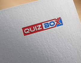 #39 for Need a logo for QuizBox by nilufab1985