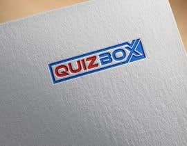 #41 for Need a logo for QuizBox by nilufab1985
