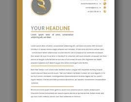 mdfahimhossain32 tarafından Design Letterhead için no 68