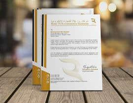 HmEmon0011 tarafından Design Letterhead için no 73