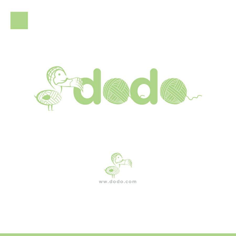 Penyertaan Peraduan #42 untuk Design me a logo for Dodo Craft