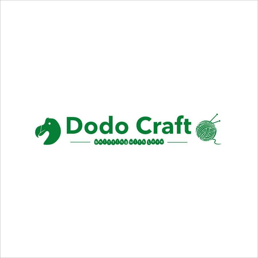 Penyertaan Peraduan #6 untuk Design me a logo for Dodo Craft