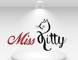 """Nro 20 kilpailuun I need a logo created for my brand call """" Miss Kitty is Crazy"""". käyttäjältä HarisHasib"""