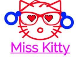 """Nro 91 kilpailuun I need a logo created for my brand call """" Miss Kitty is Crazy"""". käyttäjältä SahabAzizKhan"""
