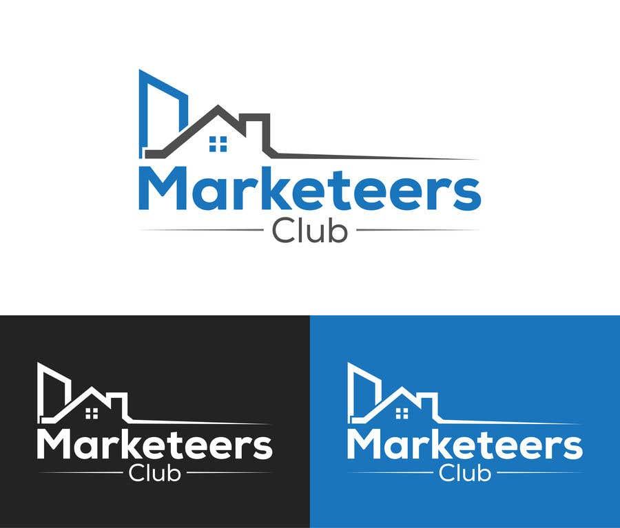 Penyertaan Peraduan #105 untuk Logo required for Real Estate Marketing Company