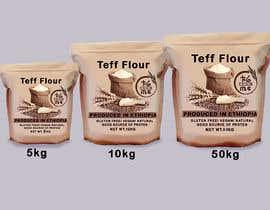 arifdesigner14 tarafından Packaging for Teff flour. için no 54