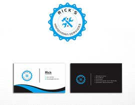 #165 cho Logo and business cards bởi luphy