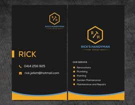 Jannatulferdous8 tarafından Logo and business cards için no 158