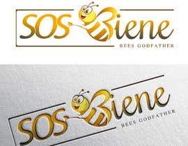 #515 untuk LOGO tender SOS Bee - donate club oleh amitkumar9090