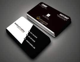 #188 for Design a premium looking and attractive personal business card by amtomal23