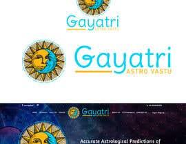 #99 untuk Design a logo for Gayatri Astro Vastu oleh kmsinfotech