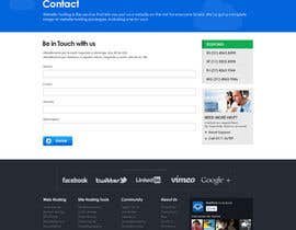 #64 cho Website Design for webhosting company bởi mughikrish