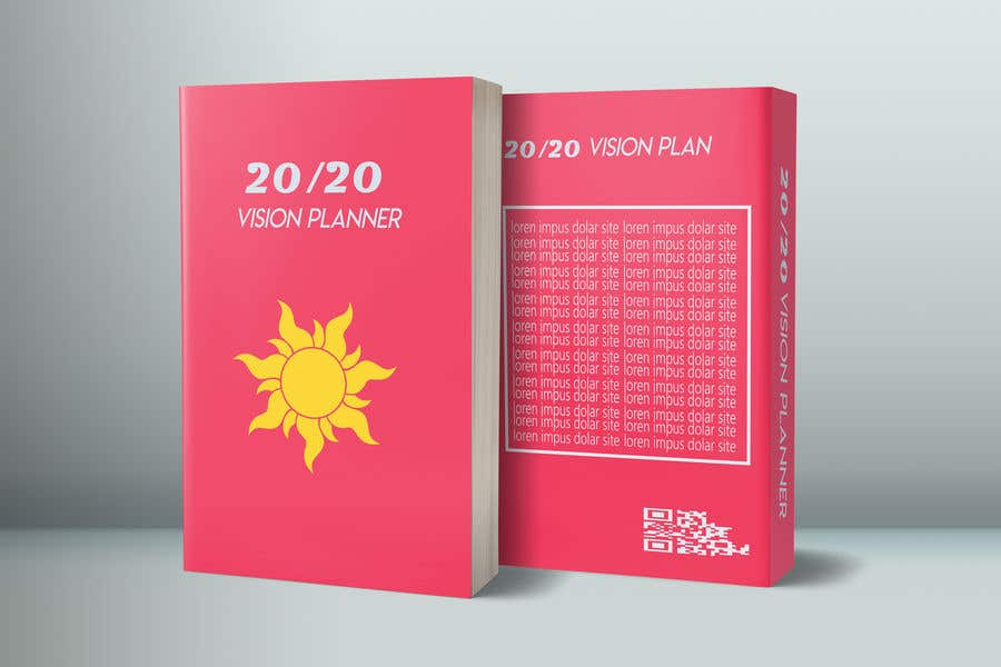 Inscrição nº 52 do Concurso para Planner Cover Contest (FIRST ONE)