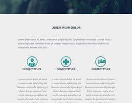 #6 untuk Design a homepage for zorgzoeken.nl (care seeker) oleh q7r000007