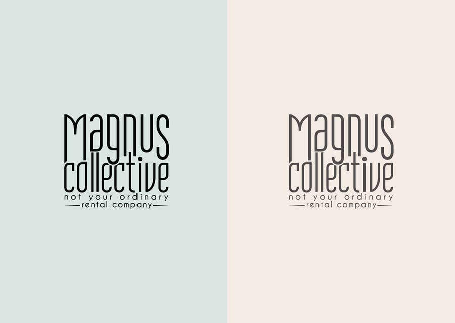 Konkurrenceindlæg #237 for Magnus Collective