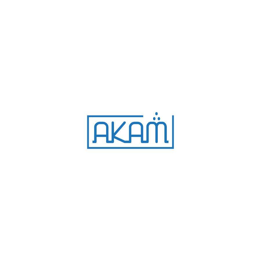 Konkurrenceindlæg #252 for AKAM Logo