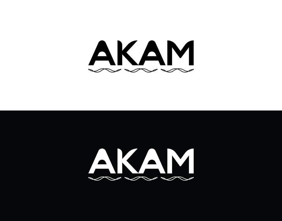 Konkurrenceindlæg #83 for AKAM Logo